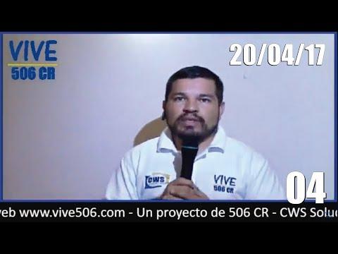 Revista Vive 506 CR #EnVivo 20-04-17