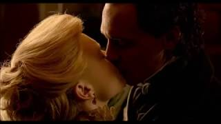Crimson Peak (2015)   Edith & Thomas First Kiss Scene