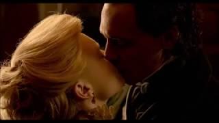 Nonton Crimson Peak  2015    Edith   Thomas First Kiss Scene Film Subtitle Indonesia Streaming Movie Download