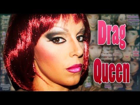Maquillaje Drag Queen | Silvia Quiros