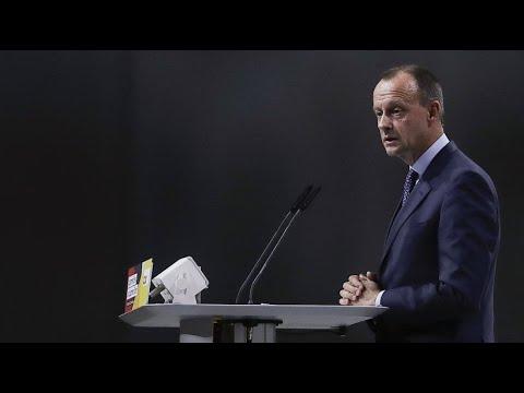 Friedrich Merz, CDU-Vorsitz-Kandidat: