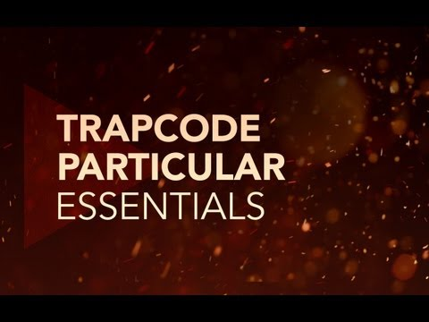 Particular - Covers the essentials of Trapcode Particular, a particle generating plug-in for After Effects that also happens to be the greatest plug-in of all-time! http:...