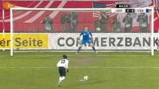 frauenfussball Deutschland - USA Frauen 3:3 Alle Tore Freundschaftsspiel 2013