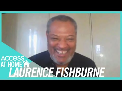 Laurence Fishburne Is 'Happy' He Passed On 'Pulp Fiction'