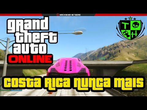 GTA V – COSTA RICA NUNCA MAIS!!