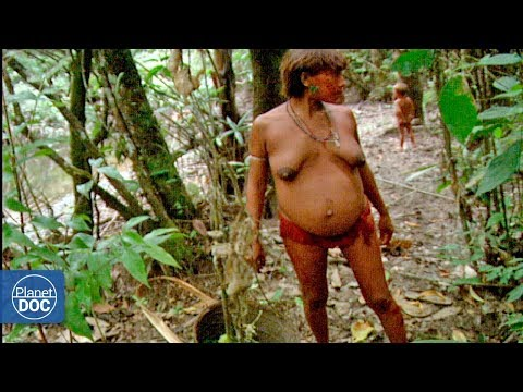 Inhabitants Of The Amazon Jungle (Tribes) - Part 4
