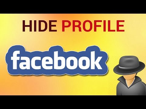 how to hide that you're online on facebook