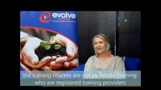 Evolve Housing Partnership with Astute Training