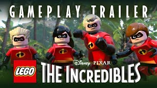 Video Official LEGO The Incredibles Parr Family Gameplay Trailer MP3, 3GP, MP4, WEBM, AVI, FLV Juni 2018