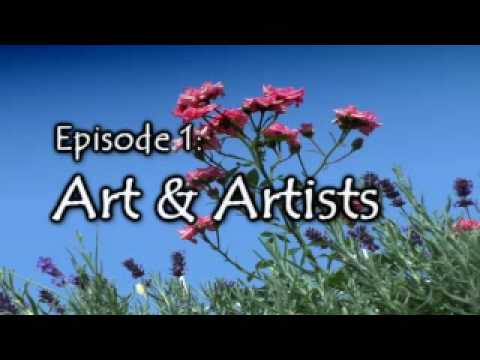 Sayings in 30 Seconds: Part 1 - Art & Artists