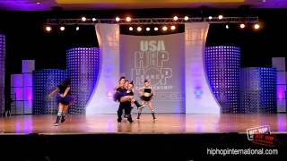 Lake Forest (CA) United States  city pictures gallery : Ill Ground Crew - Lake Forest, CA at 2011 USA Hip Hop Dance Championship (Junior)