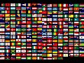 Flags of All Countries of the World with Names 3th part music by Klimpers waptubes