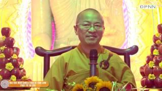Vai trò ngôi chùa, bác sĩ tâm linh và Phật tử tại gia - TT. Thích Nhật Từ