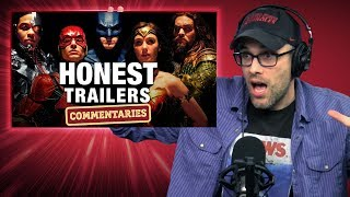 Honest Trailer Commentaries - Justice League by Clevver Movies