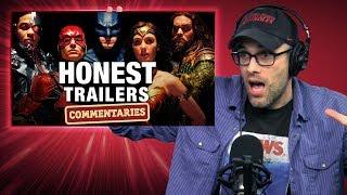 Video Honest Trailer Commentaries - Justice League MP3, 3GP, MP4, WEBM, AVI, FLV Oktober 2018