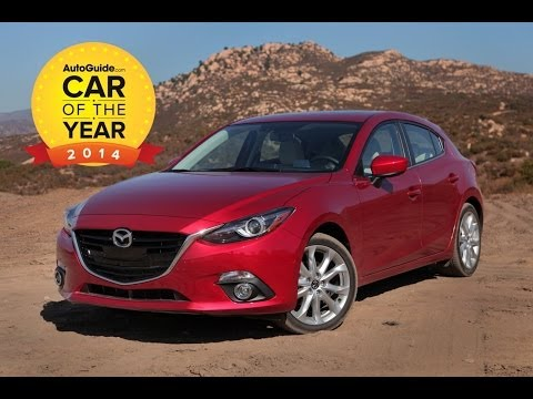 name of the year - Last week we presented the five finalists for the AutoGuide.com 2014 Car of the Year Award. Diversity was the name of the game this year as our five finalist...