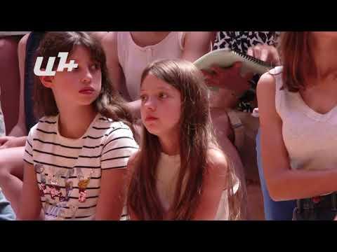 Ֆրանսիայի փոքրիկ դեսպանները Հայաստանում են - DomaVideo.Ru