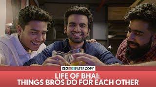 Video FilterCopy | Things Bros Do ft. Rishhsome, Ayush Mehra and Banerjee MP3, 3GP, MP4, WEBM, AVI, FLV Mei 2018