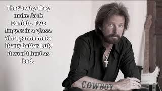 Video Ronnie Dunn-That's Why They Make Jack Daniels-Lyrics MP3, 3GP, MP4, WEBM, AVI, FLV Mei 2019