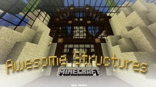 Minecraft:  Building An Awesome Structure To House The Scarland Museum