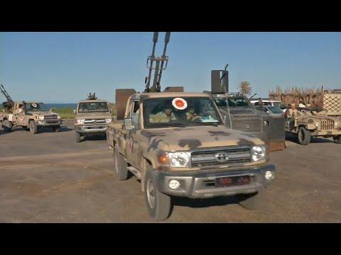 Ένοπλες συγκρούσεις στην Τρίπολη