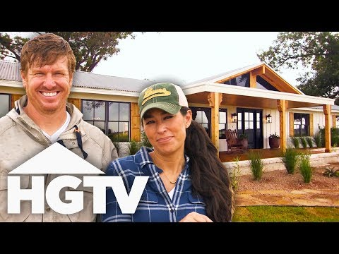 Abandoned Family Home Is Completely Restored | Fixer Upper