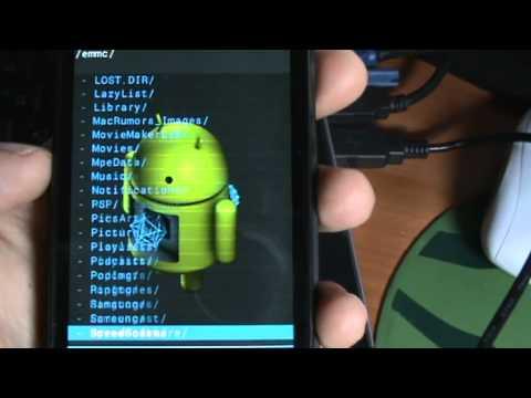 Перепрошивка на андроид телефона в домашних условиях