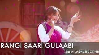 Rangi Saari Gulaabi - Full Song Audio - Gulaab Gang
