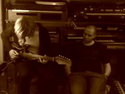 Gösta Berlings saga recording sherman filterbank guitar