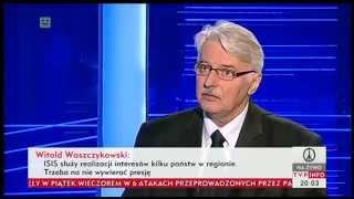 Witold Waszczykowski – propozycja dla uchodźców!