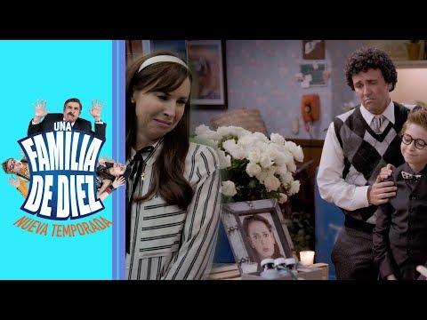 Una familia de 10: El adiós a la tía Licha | C1 - Temporada 3 | Distrito Comedia