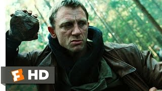 Defiance (4/8) Movie CLIP - Sibling Rivalry (2008) HD
