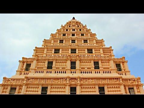 Thanjavur Palace, India - 2014 HD
