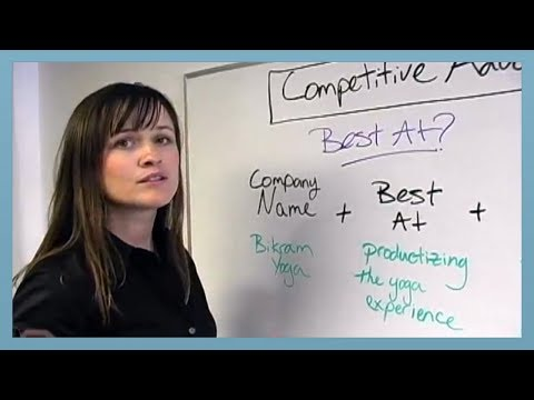 competitive - http://mystrategicplan.com Learn how to craft a competitive advantage that your organization can excel at.
