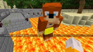 Minecraft Xbox - Treasure Run - Part 2