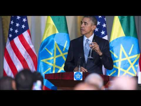 Awaze (Alemneh Wasse) - Obama made blunt speech in front of AU