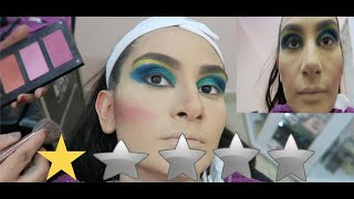 Video I WENT TO THE WORST REVIEWED MAKEUP ARTIST IN MY CITY ! MP3, 3GP, MP4, WEBM, AVI, FLV Juli 2019