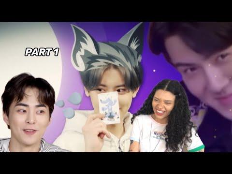 EXO Arcade Season 2 'Episode 5' (PART 1)   REACTION!!
