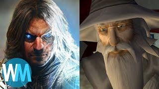 Video Top 10 BEST & WORST Lord of the Rings Games! MP3, 3GP, MP4, WEBM, AVI, FLV Oktober 2017