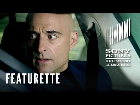 The Brothers Grimsby (Featurette 'All Wet')