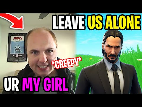 My Sisters Stalker Harrassed My Family - Fortnite