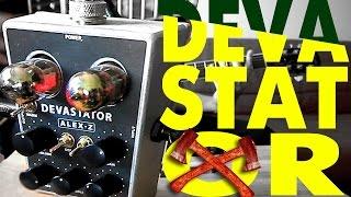 Alex-Z Devastator Preamp