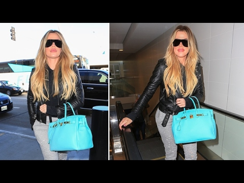 Khloe Kardashian Dodges Marriage Questions After Name Change
