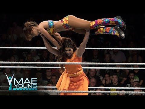 Dakota Kai vs. Kavita Devi - First Round Match: Mae Young Classic, Aug. 30, 2017