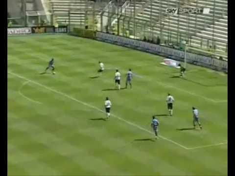 Takayuki Morimoto en el Calcio Catania