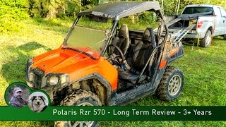 10. Polaris Rzr 570 - Long Term Review - 3 Years +