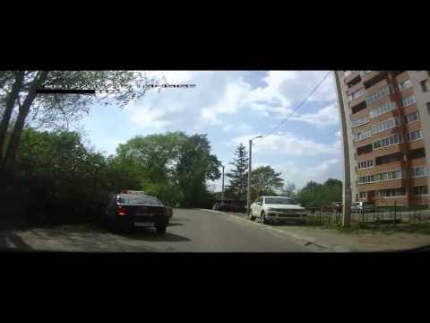 Авария с таксистом