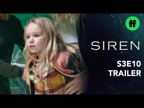 Siren | Season 3 Finale Trailer | Hope Is Taken