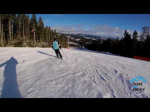 Ski Zadov červená 2 2017