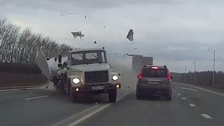 Аварии грузовиков Ноябрь 2015